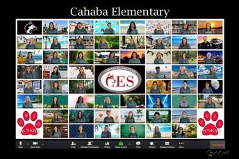 Cahaba Elementary Earns $5,000.00 Through Performance Program