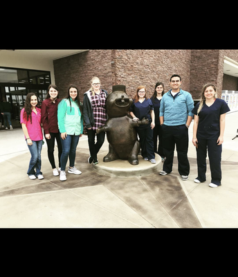 Floriculture & Vet Science CDE Teams