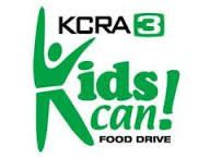KCRA Canned Food Drive - ends November 2