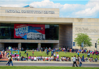 WOMEN'S HISTORY MONTH at the National Constitution Center