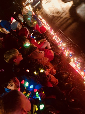 Penngrove Holiday Parade of Lights Success!