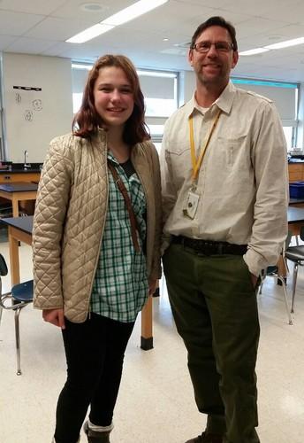December's Featured Teacher--Mr. Eisold