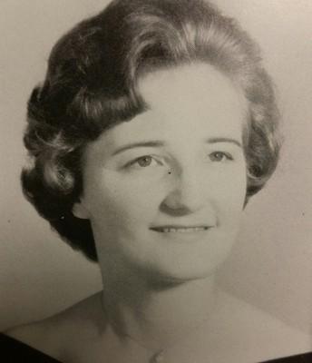 Glenda Sue Blalack Hearnsberger, Class of 1964