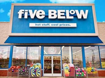 Five Below PTO Spirit Week