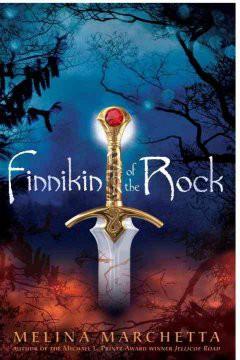 Finnikin of the Rock.