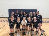 8th Grade Volleyball - Conference Champions