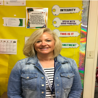 Rachel Wheatley, 2nd Grade Teacher