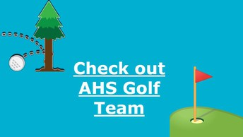 Boys and Girls Golf Team