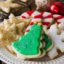 Homemade Holiday Cookies Needed