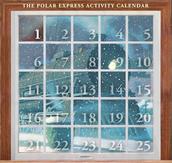 The Polar Express Activity Calendar