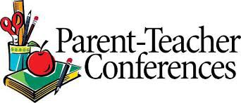 Looking forward to Parent Teacher Conferences - Monday, October 22nd (12:45* dismissal for students), Tuesday, October 23rd (12:45* dismissal for students) and Wednesday (full day) Evening conferences, October 24th