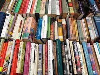 USED BOOK SALE COLLECTION: