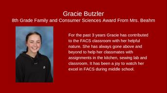 Gracie Butzler