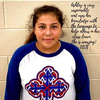 Ms. Ashley Guerrero
