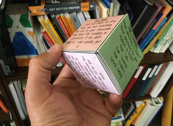 What Can Your Librarian Do For You? (Info-Cubes)
