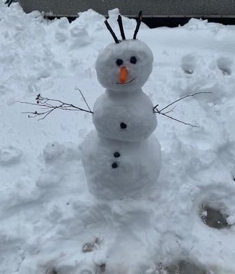 3G Building Snowman Assignment