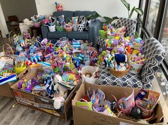 212 Easter Baskets
