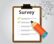 Campus Survey - Last day April 12th - Please complete ASAP!