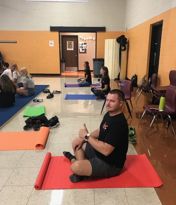 STAFF NEED YOGA TOO