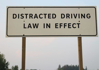 GEORGIA'S DISTRACTED DRIVERS LAW EFFECTIVE 1 JULY