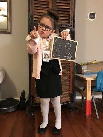 Dress Like Your Teacher Day - Thursday, April 29th