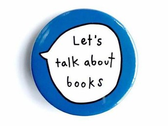 LET'S TALK BOOKS!
