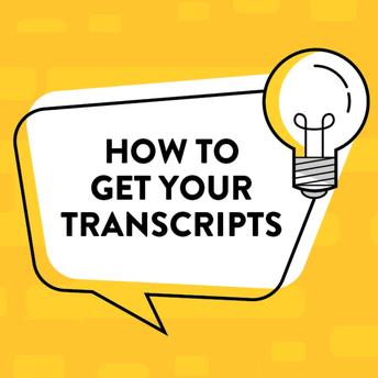 Parchment is for transcript requests