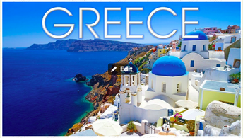 2018-2019 Art and Literature Fling Country of Focus Is Greece!