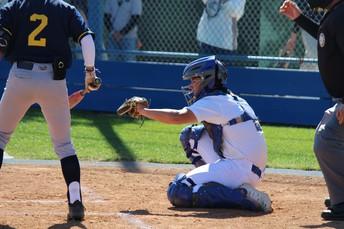 JV Baseball against Millikan
