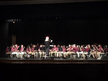 Band/Chorus/Orchestra Winter Concerts