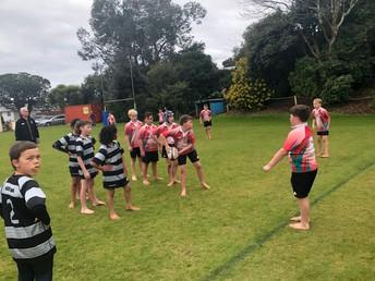 Interschool rugby vs Welbourn