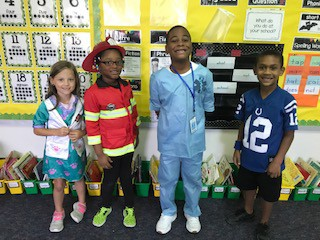 CAREER DAY IN ROOM #13