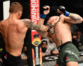 Dustin Poirier vs Conor McGregor 2