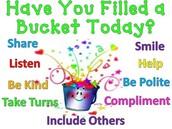 Bucket Filler Certificates