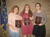 Fall Awards - Girls Golf