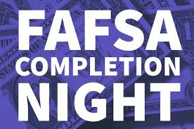 FAFSA GETTIN' YOU DOWN????  HELP IS JUST AROUND THE CORER