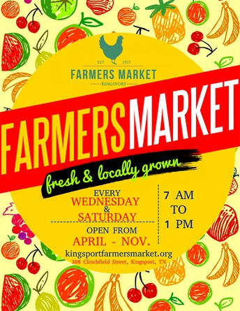 Farmer's Market Poster Contest Winner