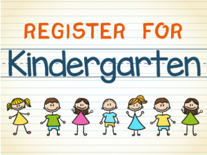 It's Kindergarten Registration Time!!!