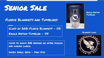 Senior Sale!