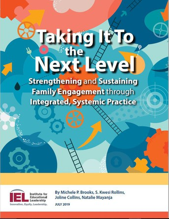 Institute for Educational Leadership: Taking It To the Next Level