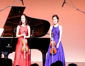 Springfield Symphony Orchestra  NightLights II, with the Shimasaki Sisters