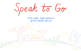 Image of Speak to Go logo