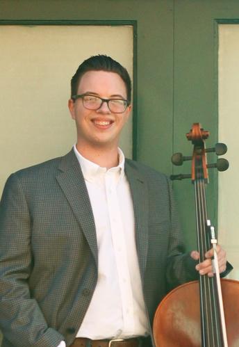 Kenneth Waldrop - Asst Director Orchestra