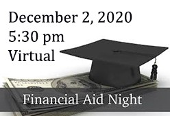 Virtual Financial Aid Night