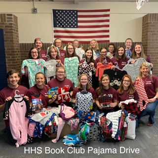 Book Club Pajama Drive