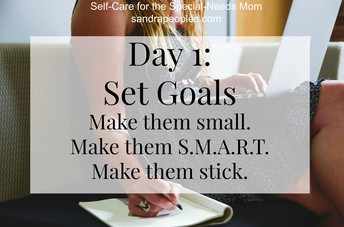 Selfcare and Goal Setting