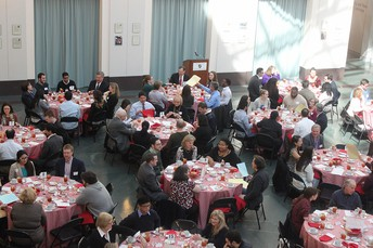 Faculty Luncheon
