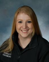 Stacee Cushatt - EMT/Fire Science