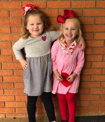 Valentine Buddies!