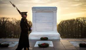 Dedication of the Tomb of the Unknowns